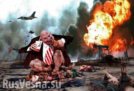 Украина — убийственный американский флешмоб