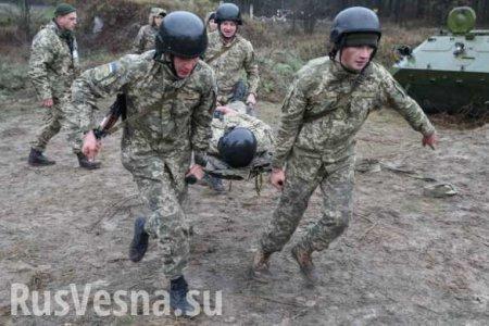 Стали известны подробности «героической» гибели артиллериста нацгвардии Украины: сводка о военной ситуации в ДНР