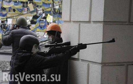 «Давайте небояться правды»: Грузинские снайперы рассказали орасстрелах наМайдане (ВИДЕО)