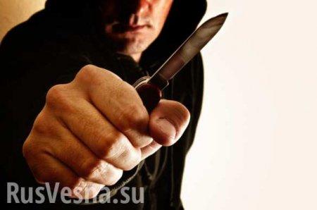 В Запорожье ударили ножом в сердце цыганскую активистку (ФОТО)