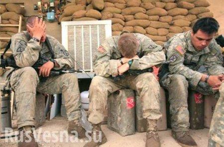 Наглое заявление: СШАнашли повод оставить военных вСирии