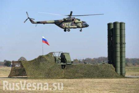 Славянский щит в Европе: С-400 впервые «отразили массированные авиаудары вр ...