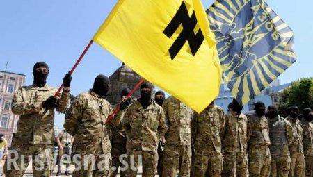 Главарь нацистов угрожает Зеленскому тысячами боевиков (ВИДЕО)