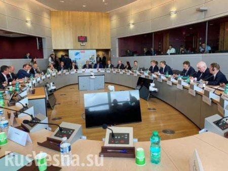 В Европе разочарованы переговорами по газу между Россией и Украиной