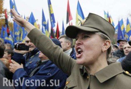 В Раде заявили о возвращении фашизма на Украину (+ВИДЕО)