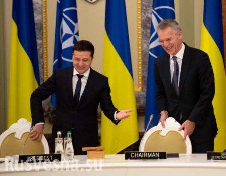 Донбасс не даст Украине войти в НАТО и в этом нет сомнений (ФОТО)