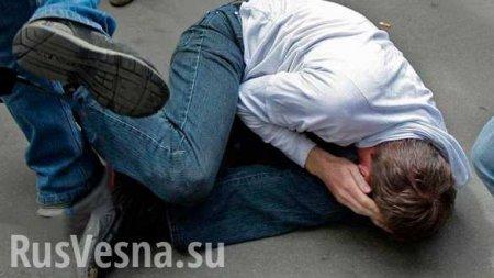 В киевском ночном клубе сотрудник до смерти избил посетителя (ФОТО)