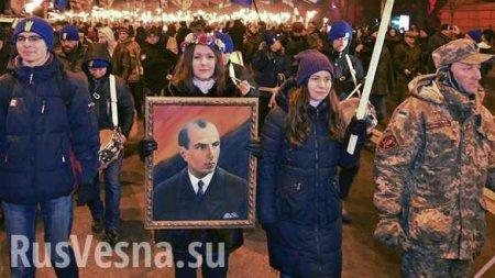 «Я готов быть обезьяной, лишь бы не жить с западенцами»: Киевлянин жёстко ответил львовскому фашисту (ВИДЕО)