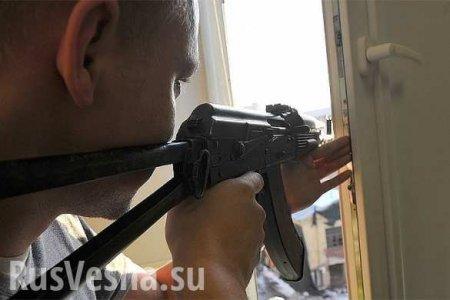 «Папа, ненадо!» — вКиеве неплательщик закоммуналку расстрелял соседа (ВИДЕО)