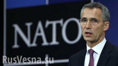 Генсек НАТО ответил на слова Макрона о «смерти мозга» Альянса