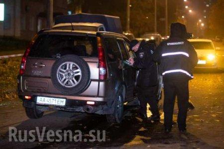 9 разбитых машин и неудавшийся побег: в Киеве пьяный ром устроил грандиозное ДТП (ФОТО, ВИДЕО)