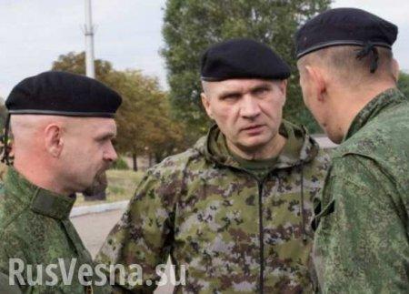 «Закончить войну и начать строить»: интервью со вторым командиром бригады «Призрак»