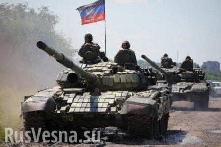 Настраже Донбасса, на защите рубежей Республики (ВИДЕО)