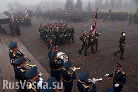 «Летопись мужества иотваги!»— ВДНР начались торжества кюбилею Армии (ФОТО)
