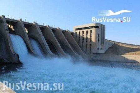 Большая победа: США чуть не смыли восток Сирии цунами, а Россия зашла на ва ...