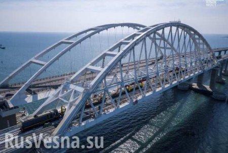 «Извращённое представление о действительности» — в Совфеде прокомментировали реакцию Киева на запуск поездов в Крым