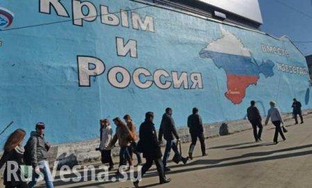 Порошенко заплакал: «Крым точно вернётся в Украину» (ВИДЕО)