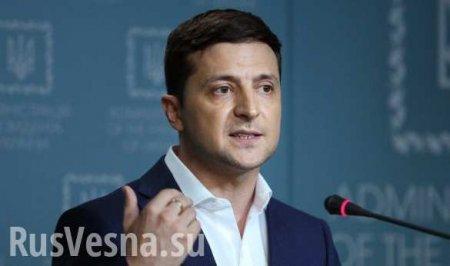 В Совфеде ответили на заявление Зеленского по Донбассу
