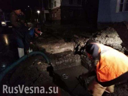 Море нечистот: Украине грозит экологическая катастрофа, Бердянск затопит фекалиями (ФОТО)