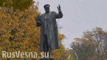 В Праге хотят Конева заменить на Власова (ВИДЕО)