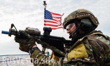 Против России и Белоруссии: США готовят своих «зелёных человечков» из поляков и латышей