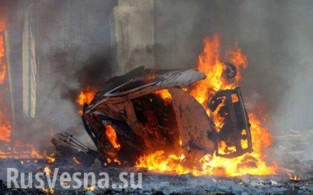 Взрыв в центре Харькова — подробности (ФОТО, ВИДЕО)