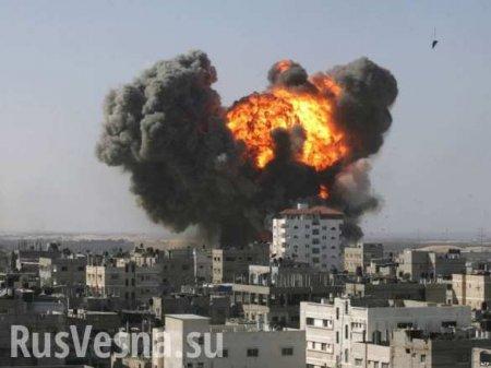 СРОЧНО: Неизвестные самолёты нанесли мощные удары по турецким боевикам в Си ...