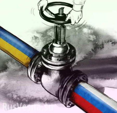 В «Нафтогазе» готовы воровать российский газ