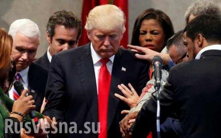 Трамп молится о распаде ЕС, — Туск