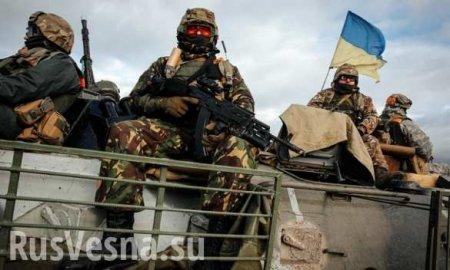 Защитники ЛНР сбили беспилотник карателей, в 46-й бригаде ВСУ большие проблемы (ВИДЕО)