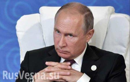 Песков сравнил Путина сдоменной печью