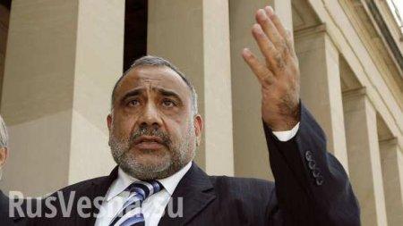 Глава правительства Ирака заявил оботставке из-за кровопролитных протестов