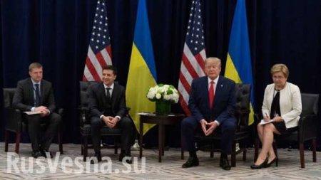Угодить Трампу и объявить о расследовании: украинская власть в растерянност ...