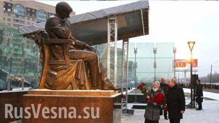 Никакого низкопоклонства перед Западом: нужен ли России памятник Даниилу Гранину (ФОТО, ВИДЕО)
