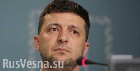 Те, кто за Россию, могут уехать, — Зеленский о жителях Донбасса
