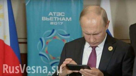 Путин подписал закон о предустановке российского программного обеспечения н ...