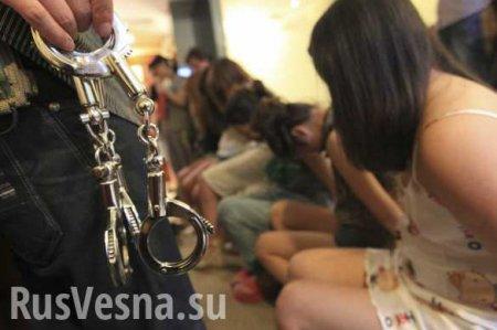 Десятки тысяч украинцев пострадали от торговли людьми за последние 3 года