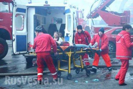 Страшный пожар в колледже Одессы — множество пострадавших (ФОТО, ВИДЕО)
