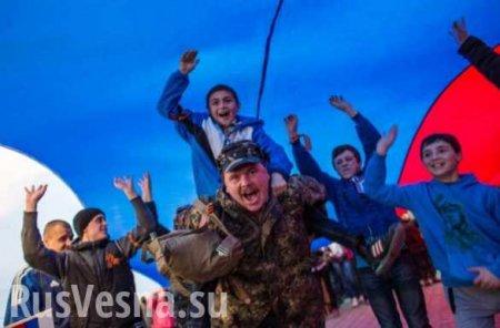 Заигрывания с украинством больше не будет: путь Донбасса — домой в Россию