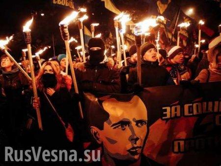 Украина оскорбляет 6млн уничтоженных евреев— Израиль протестует против ре ...