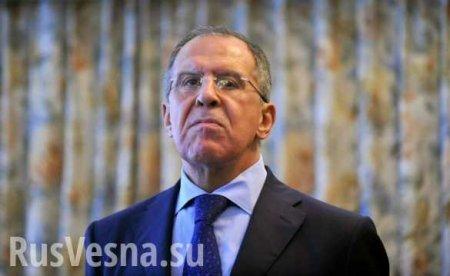Лавров рассказал об ожиданиях России от «нормандской встречи» (ВИДЕО)