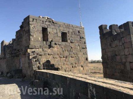 Сирия: Армия России на землях Римской и Византийской империи (ФОТО)