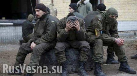 Воровство, алкоголизм игрязь: Военный ВСУ перешёл насторону ДНР ирассказал правду про украинскую армию (ВИДЕО)