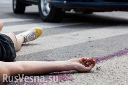 Кровавое ДТПвНижнем: Воврезавшейся вдетей машине сидел генерал МВДиегосын (ВИДЕО)