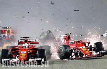 Гран-при «Формулы-1»пройдет вРоссии, несмотря нарешение WADA