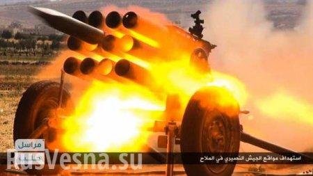 Страшные удары врага: самый большой город Сирии истекает кровью (ФОТО)
