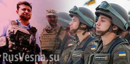 УЗеленского готовят делегацию вДонецк иЛуганск