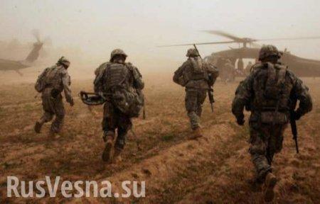 Сирия: США бросили на растерзание главную ударную силу Коалиции и снова зовут союзников