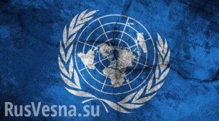 ВООНподдержали антироссийскую резолюцию поКрыму