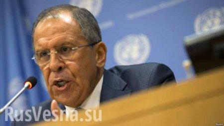 Лавров рассказал, как Зеленский отказался отводить войска на Донбассе